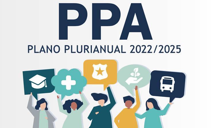 Audiência Pública PPA 2022-2025