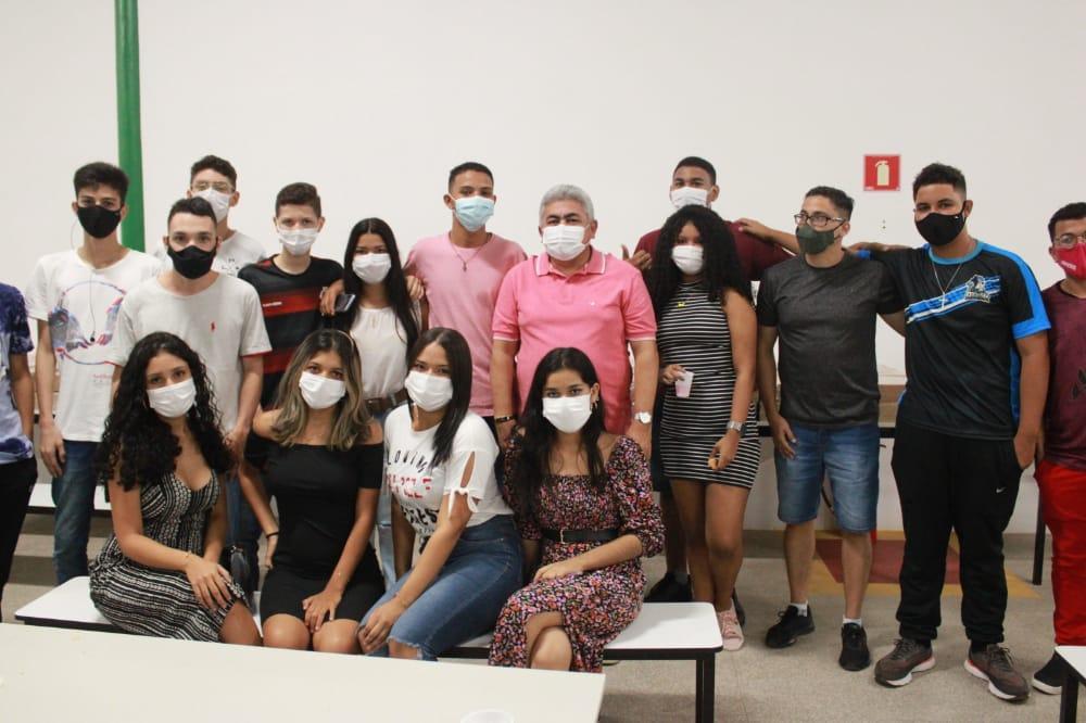 SEMECTI realiza abertura do Campeonato Estadual Juvenil de Robótica em Codó