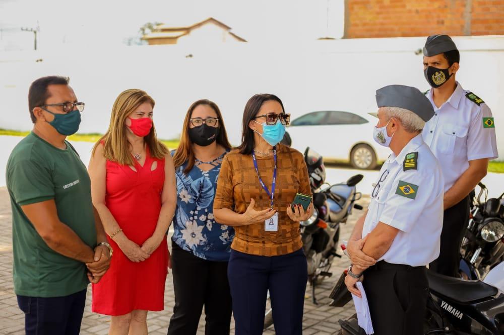 Codó vai receber Carreta-Escola com cursos gratuitos do Senac em parceria com a prefeitura