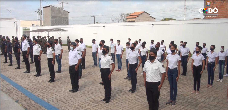 Escolas Municipais realizam ações em comemoração aos 199 anos da Independência do Brasil, em Codó