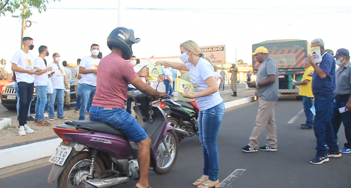 Realizada abertura da Semana Nacional do Trânsito em Codó