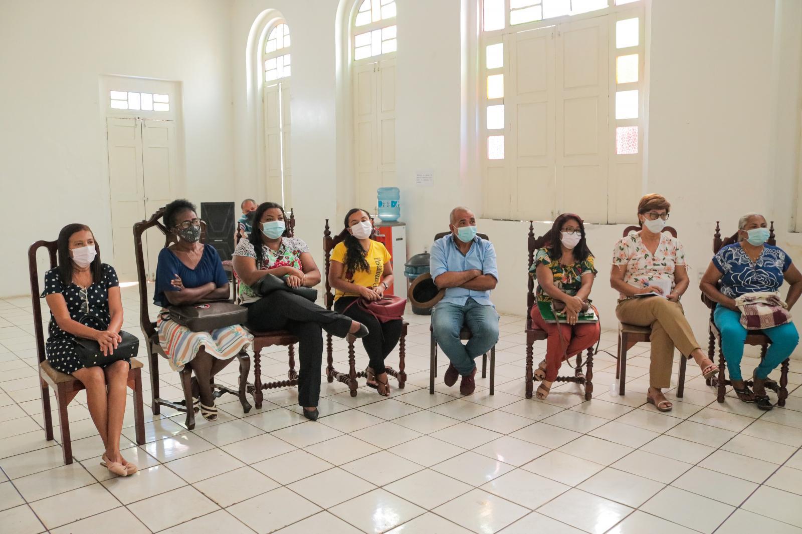 Prefeitura de Codó firma parceria com Associação Pestalozzi para construção da nova sede