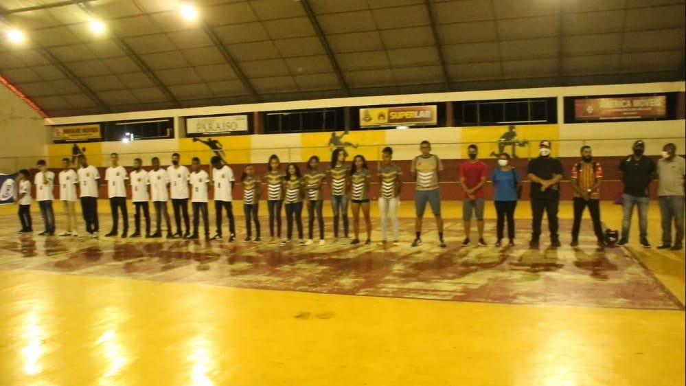 Prefeitura promove abertura da etapa regional dos Jogos Escolares Maranhenses em Codó