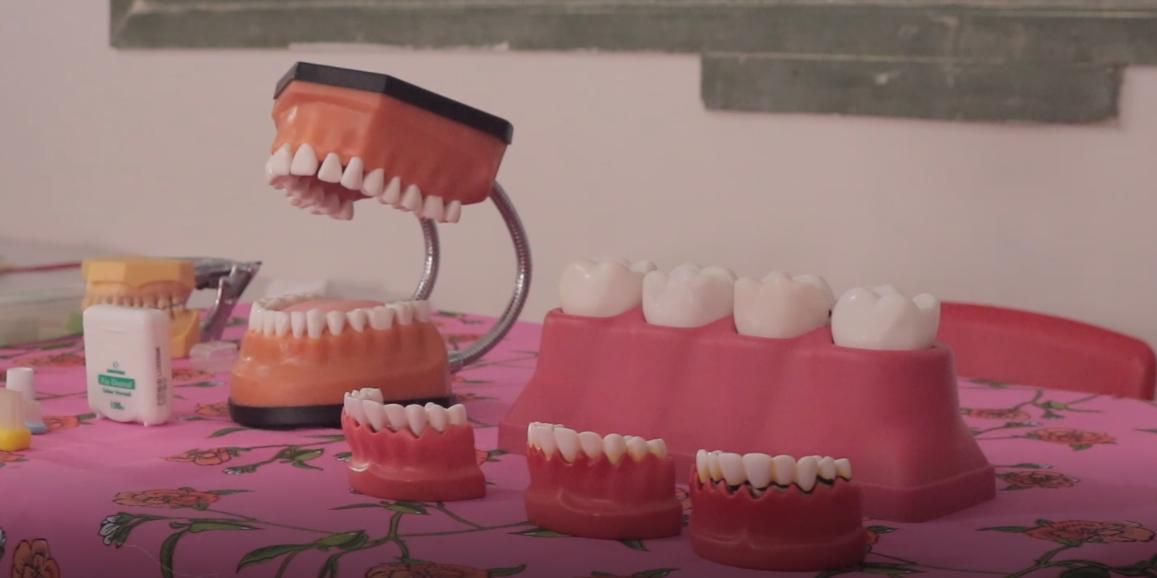 Programa realiza ações sobre saúde bucal nas escolas municipais de Codó